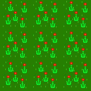 Flower Tile 2