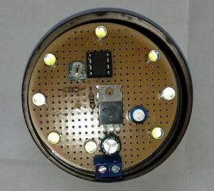 Arduino Arc Reactor