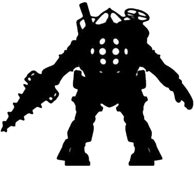 Big Daddy Silhouette