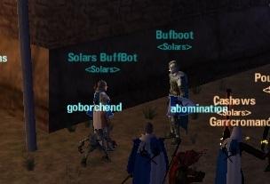 DAOC Buff Bots