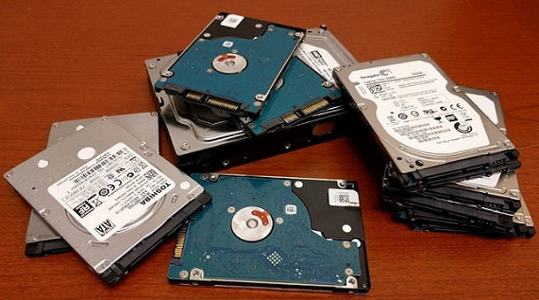 Backup Hard Drives With Robocopy