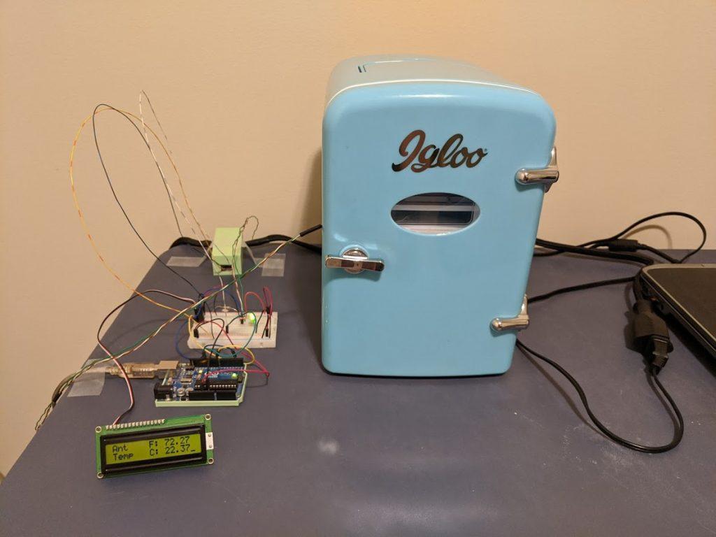 Arduino Mini-Fridge