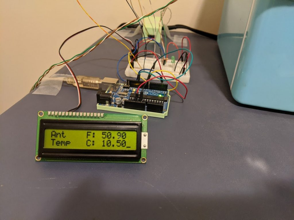 Arduino Mini-Fridge