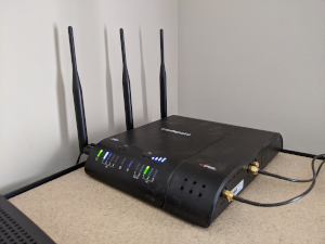 Cradlepoint Router
